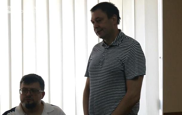 Суд продовжив арешт Вишинського на два місяці