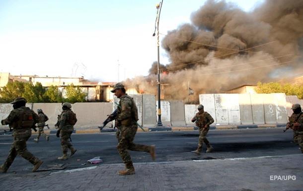 У Багдаді з мінометів обстріляли урядовий квартал
