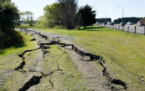 Біля Фіджі стався найсильніший землетрус