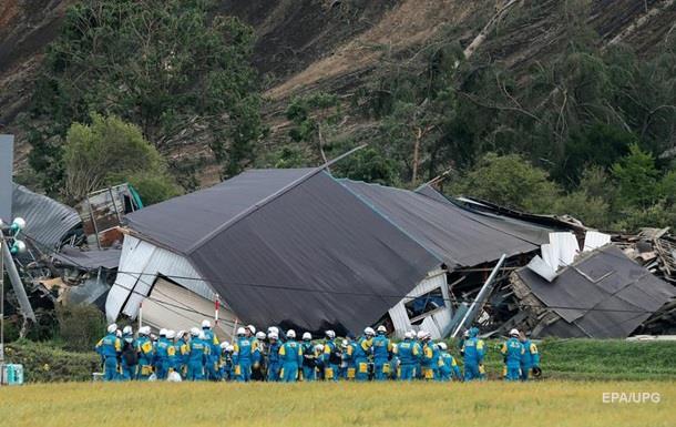 Кількість жертв землетрусу в Японії досягла 16 осіб