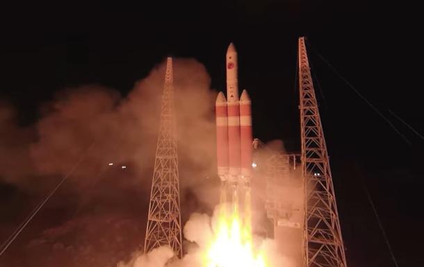 Запуск зонда к Солнцу показали на панорамном видео