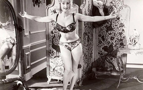 Померла зірка  секс-комедій , актриса Ліз Фрайзер