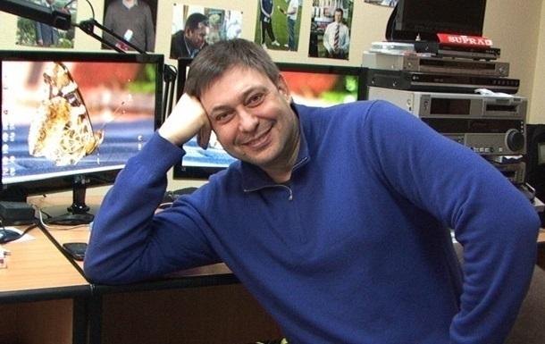Вышинского номинировали на премию Союза журналистов России
