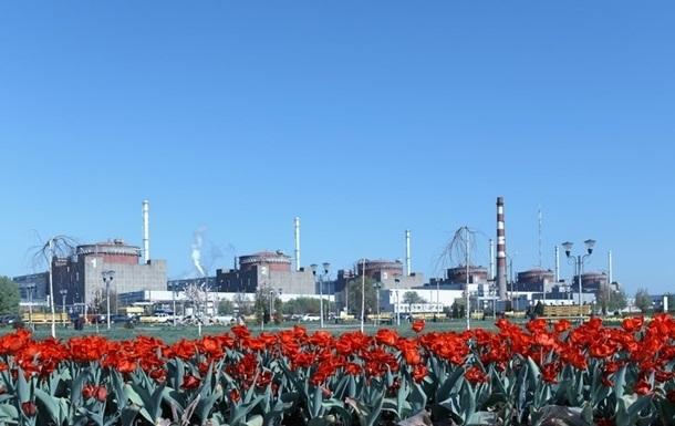 На Запорожской АЭС остановлен первый энергоблок