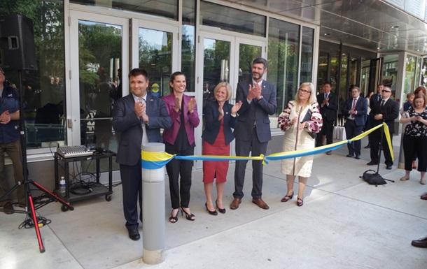 Україна відкрила генеральне консульство в Канаді
