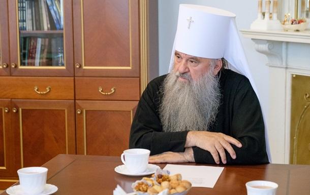 Греція відмовила у візі російському митрополиту
