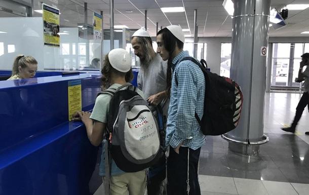 В Украину прибыли почти 30 тысяч хасидов