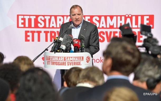 Напарламентских выборах вШвеции сминимальным преимуществом выигрывает правящий блок