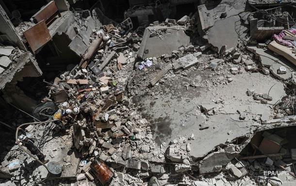 ЗМІ: Асад дозволив використовувати хімзброю в Ідлібі