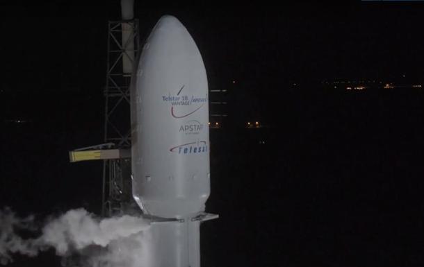 SpaceX запустила Falcon 9 із супутником на борту