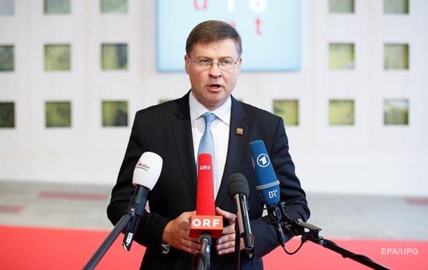 Заступник глави ЄК їде в Київ надати мільярд євро