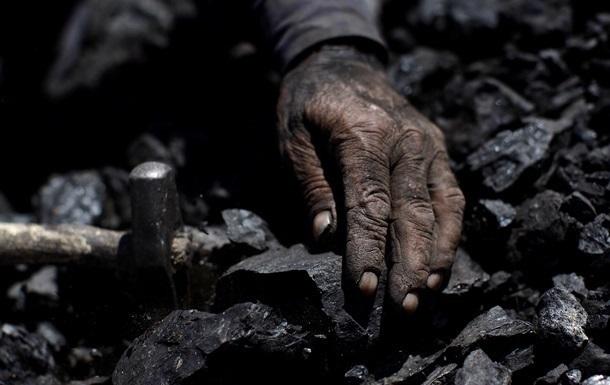 Работу шахты на Волыни заблокировали неизвестные