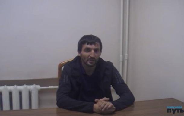 З явилося відео допиту члена ІДІЛ,  найнятого  СБУ