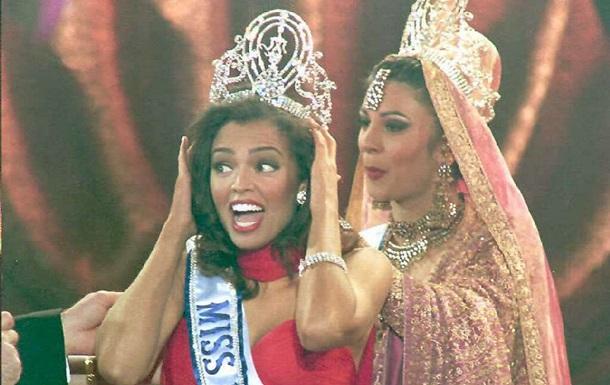 Умерла победительница конкурса Мисс Вселенная