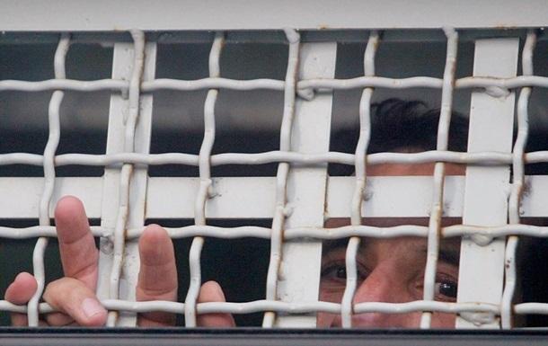Представник ОБСЄ відвідав українських полонених у Донецьку