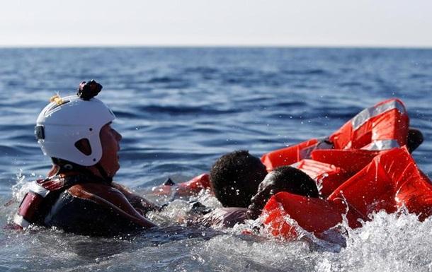 Біля берегів Лівії потонули понад 100 мігрантів -  Лікарі без кордонів