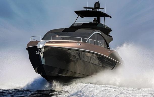 Lexus выпустила первую в истории серийную яхту