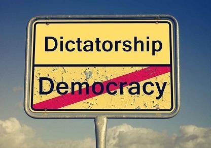 Игры в диктатуру