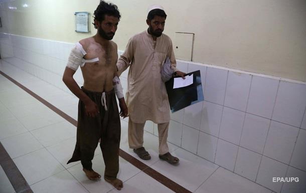 Теракт в Афганістані: кількість жертв збільшилася до 32