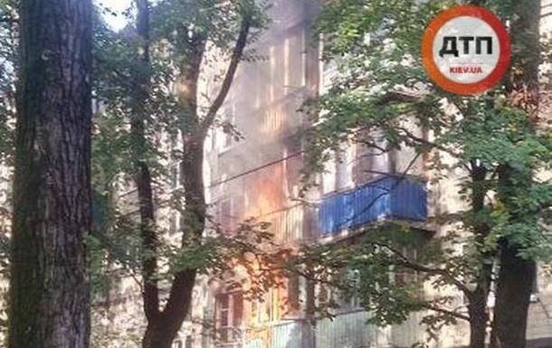 У багатоповерхівці Києва прогримів вибух