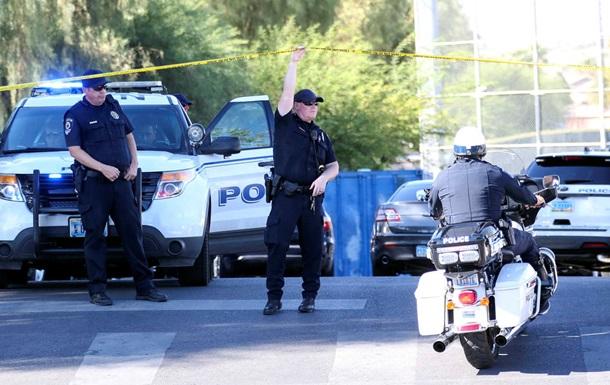 У школі біля Лас-Вегаса сталася стрілянина