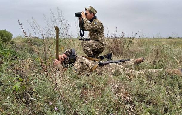 Украина перебросила войска в район Азовского моря