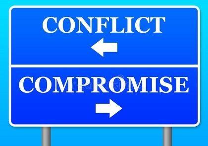 Тернистый путь поиска компромисса
