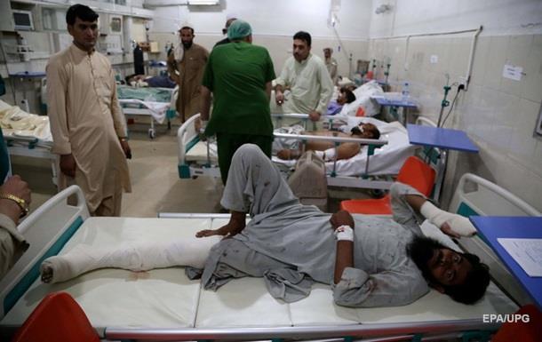 В Афганістані вдвічі збільшилася кількість жертв теракту
