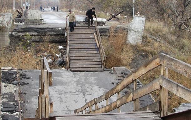 До Станиці Луганської побудують новий міст
