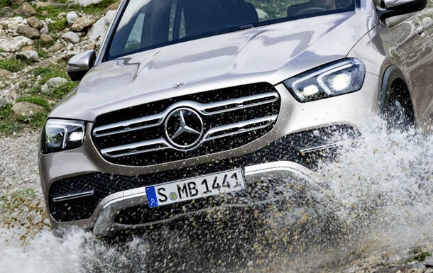 Mercedes-Benz розсекретив кросовер GLE