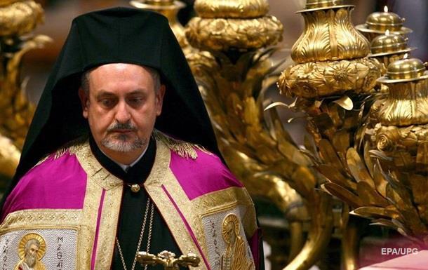 У Варфоломея рассказали о миссии экзархов в Киев