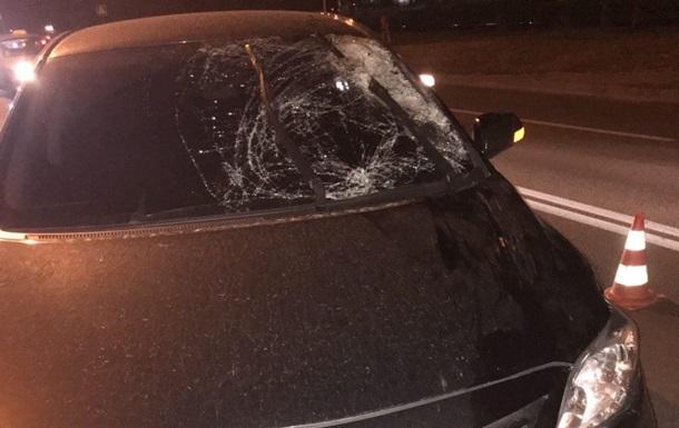 У Харкові автомобіль збив на смерть підлітка