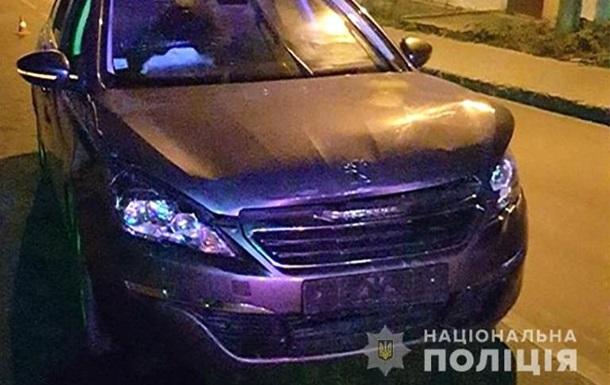 В Івано-Франківську сталася ДТП за участю поліції