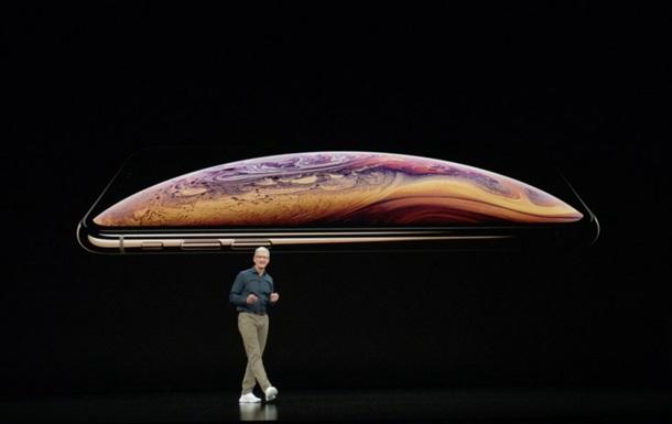 Apple представила новый iPhone 9 (XS) 2018