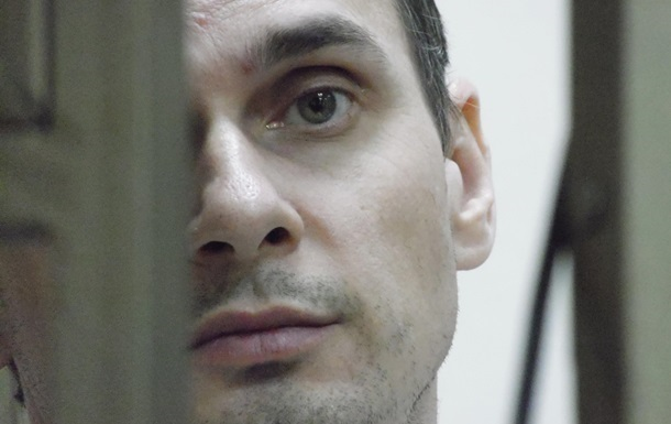 Сенцов номінований на премію Сахарова - журналіст