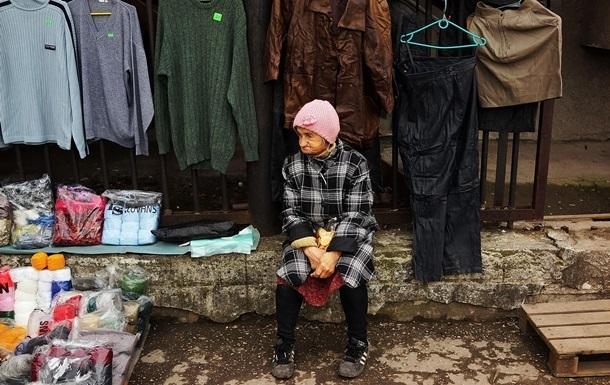 В Україні зріс рівень бідності