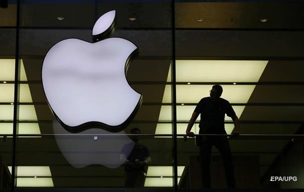 Акції Apple впали в ціні після презентації нових продуктів