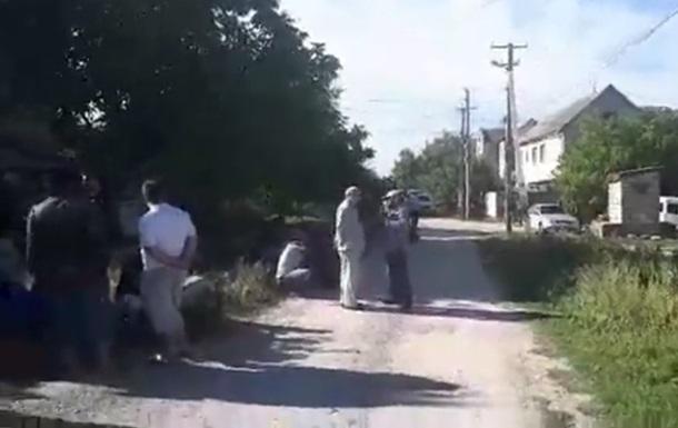 У Криму проходять обшуки в будинку кримськотатарського активіста