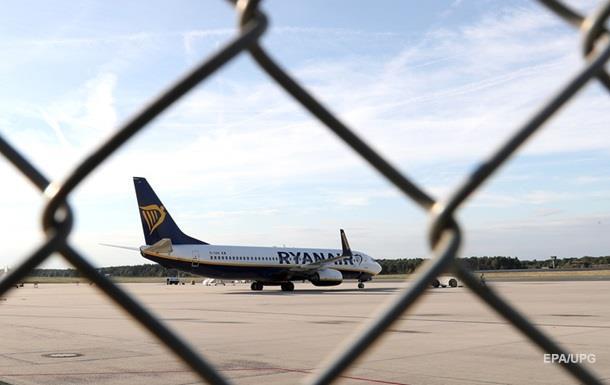 Пілоти Ryanair анонсували плани нового страйку