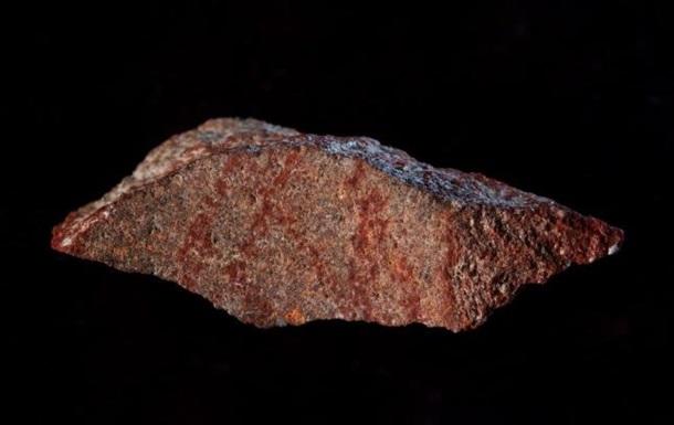 Вчені знайшли малюнок, якому 73 тисячі років