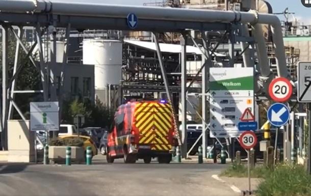 В бельгийском порту произошел взрыв, есть погибший