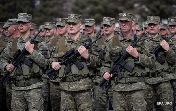 Уряд Косова ухвалив рішення про формування армії