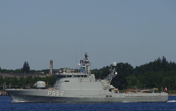 Данія готова продати Україні три військові кораблі