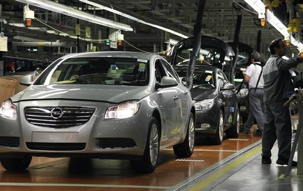 Дженерал моторс отзывает неменее 1 млн авто вСША