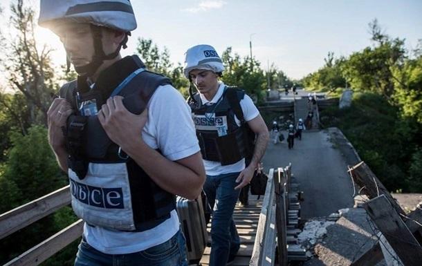 ОБСЕ обнаружила десять Градов сепаратистов