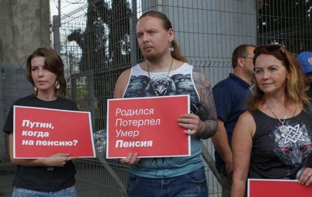 Акции Навального прошли как всегда - не без задержаний