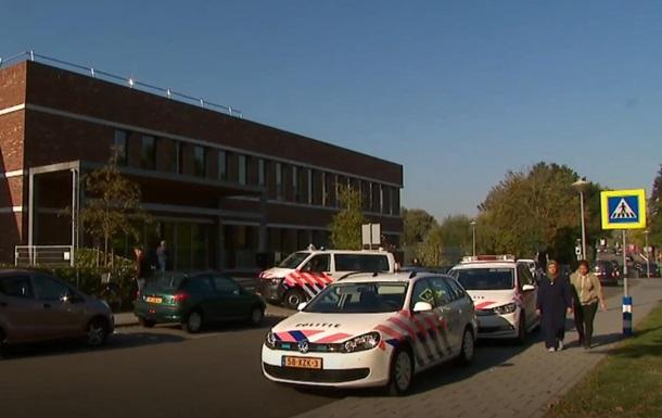 В Нидерландах подросток открыл стрельбу в школе