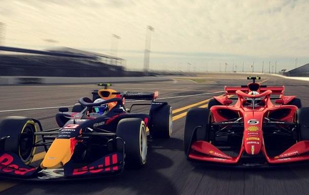 Формула-1 представила концепт болида на 2021 год