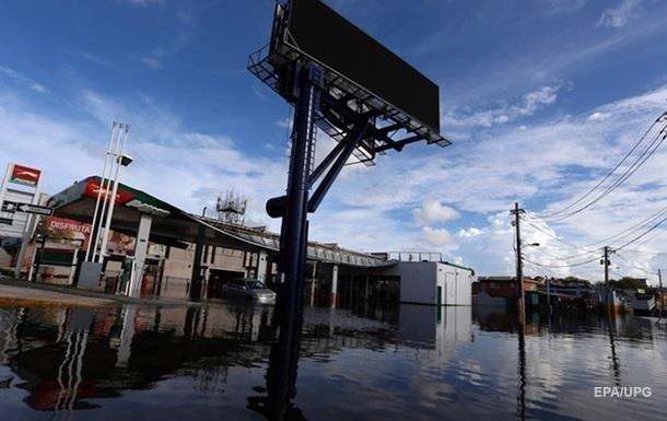 В США появились первые жертвы урагана Флоренс