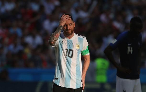 Месси плакал как ребенок после поражения от Чили - тренер